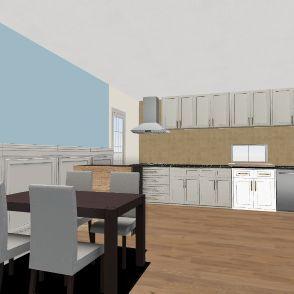 hgbull_house Interior Design Render