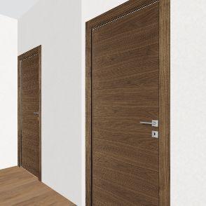 Apartment Paris Interior Design Render