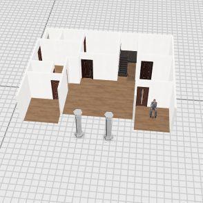 HO,me 2 Interior Design Render