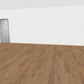 Gerage  Interior Design Render