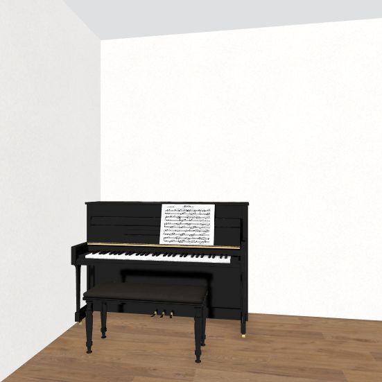 sunshine home Interior Design Render