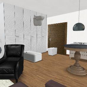 Tescior Interior Design Render