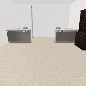VIX Interior Design Render