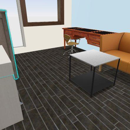 appartamento 2 Interior Design Render