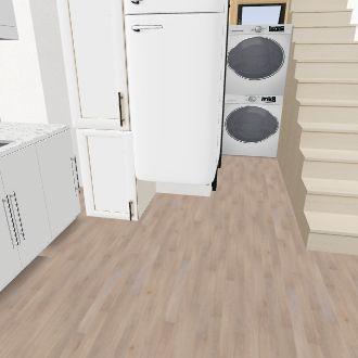 Tiny House 11 Interior Design Render
