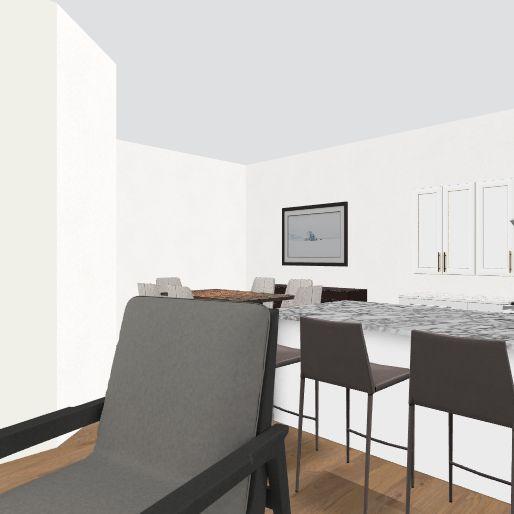 Moms House!1 rug Interior Design Render