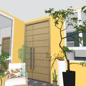 casa em casa Interior Design Render