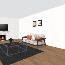 My Bay Side Dream Home Interior Design Render