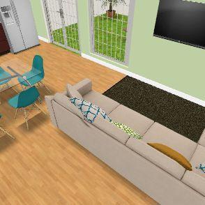 Ptojeto Interior Design Render