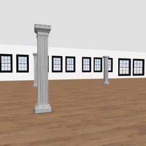 retail Interior Design Render