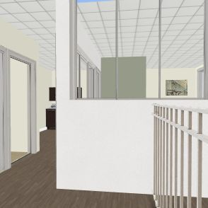 206 SECOND FLOOR Interior Design Render