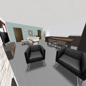 living2 Interior Design Render