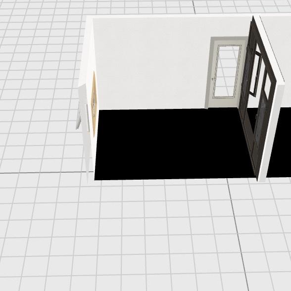 garage room  Interior Design Render