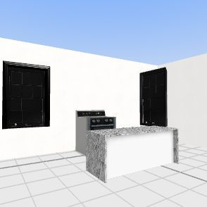kitchen_design Interior Design Render