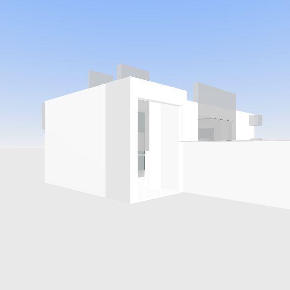Quarto Cobertura Interior Design Render