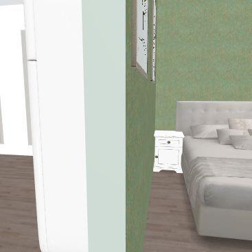 khaky Interior Design Render