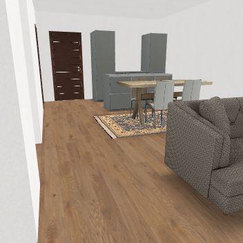 Huvilat-01 а Interior Design Render
