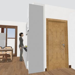 2005호_확장 Interior Design Render