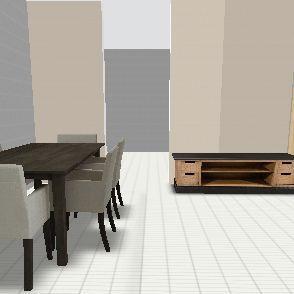 SPIROS SPITI Interior Design Render