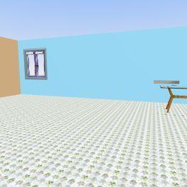The classroom project Interior Design Render