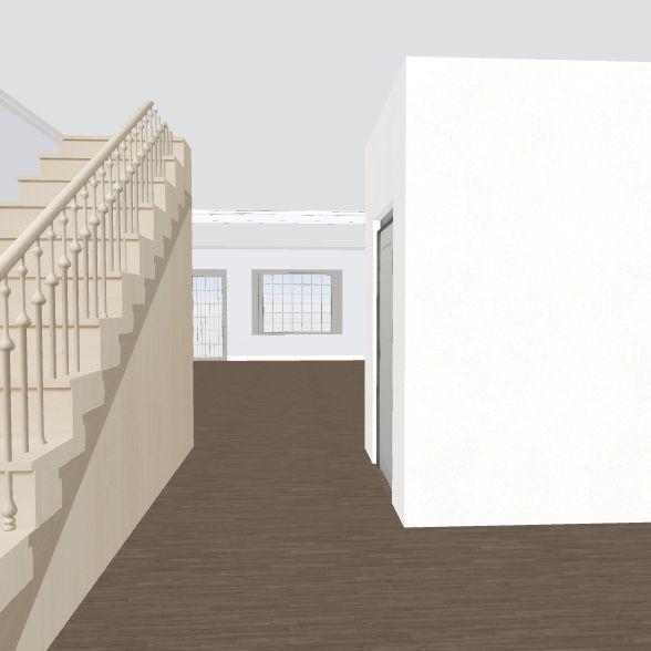 12 stairs  addt w/existing bkgd Interior Design Render