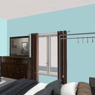 Proyecto 4 Caro-Closet Interior Design Render