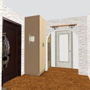 Apartment 37 Interior Design Render