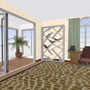 моя работа3 Interior Design Render