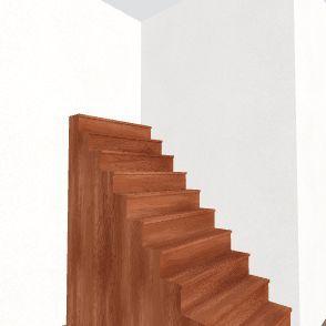 client tiny house Interior Design Render