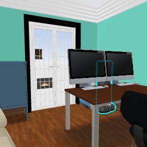 Bush Business Furniture Westfield Elite 4 Interior Design Render