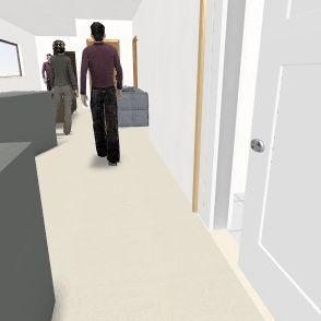 쇠내2층lay0804 Interior Design Render