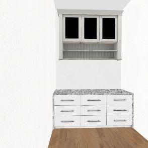 spotify Interior Design Render
