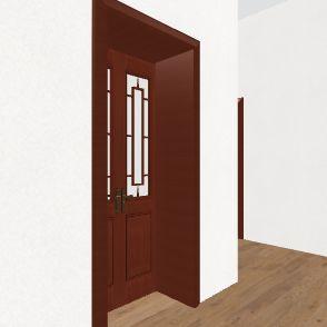 مقترح07 Interior Design Render