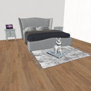 Room #1 Interior Design Render