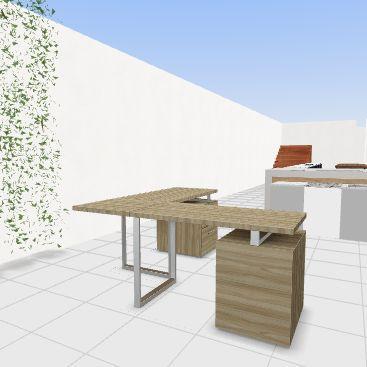 店面 Interior Design Render