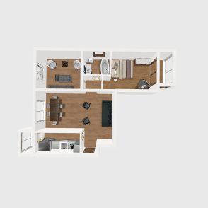 house asher Interior Design Render