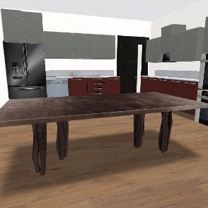 oldhome Interior Design Render