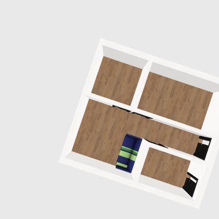 Finnal modal Interior Design Render