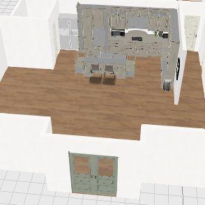Claudia's house Interior Design Render