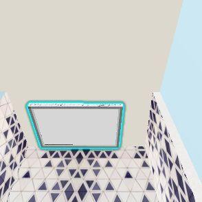 il bagno Interior Design Render
