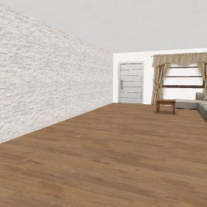 casa andrea Interior Design Render