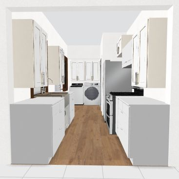 kitchen 2 Interior Design Render