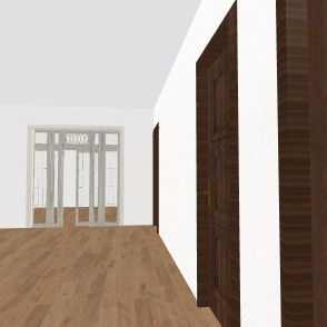 Luan_big_kitchen Interior Design Render