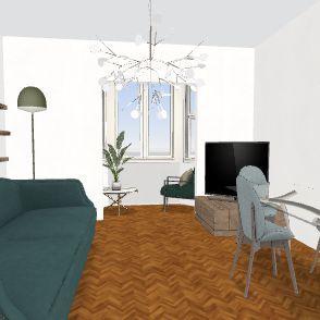 Casa MI Interior Design Render