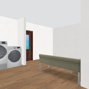 Current house Interior Design Render