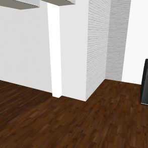 casas basica  Interior Design Render