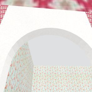 home m Interior Design Render
