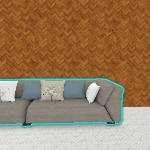 tiny house aaron weber  Interior Design Render