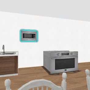 The Dining Room Interior Design Render