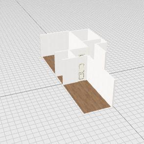 Piffetti Interior Design Render